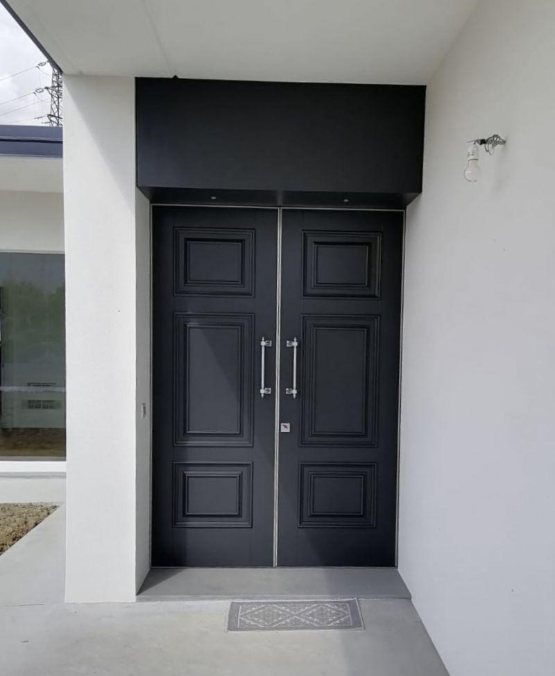 Offerta Porte blindate e d'ingresso moderne Pordenone - Occasione Vendita porta ingresso Oikos