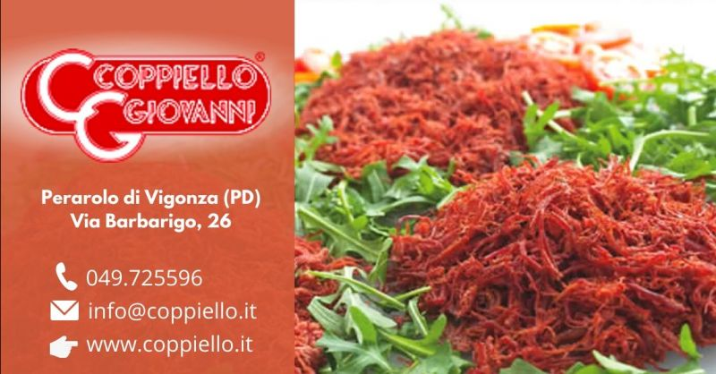 Offerta vendita sfilacci di cavallo made in Italy - Occasione sfilacci di manzo tacchino senza glutine Padova