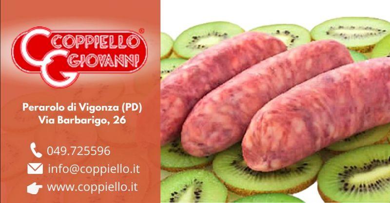Offerta produzione salsicce di cavallo senza glutine - Occasione vendita salsicce carne equina Padova