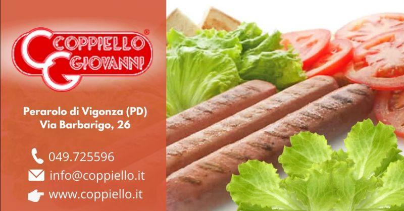 Offerta vendita wurstel di cavallo Padova - Occasione acquisto wurstel carne equina senza glutine