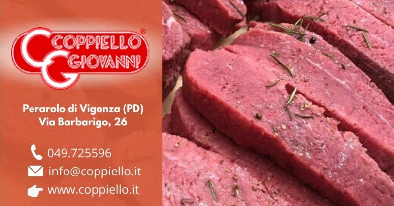 Offerta vendita tagliata di cavallo Padova - Occasione produzione tagliata di manzo di qualità Padova
