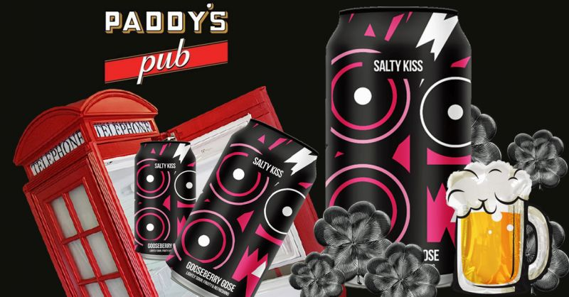 Offerta birra Magic Rock Salty Kiss Vicenza - Occasione Shop online SALTY KISS Magic Rock