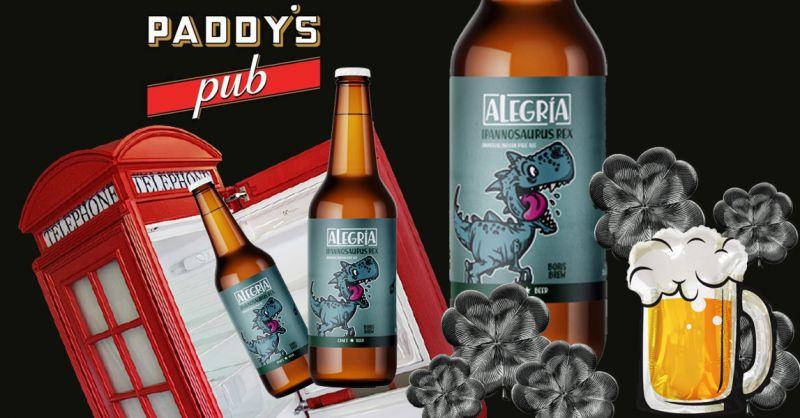 Offerta birra Gluten Free IPANNOSAURUS REX Vicenza - Occasione Shop online Birra senza Glutine