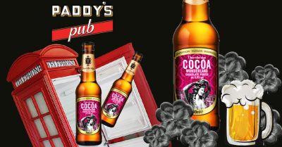 offerta birra cocoa wonderland vicenza occasione shop online cocoa wonderland