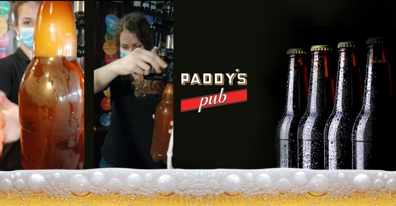 Offerta Servizio imbottigliamento birra in contropressione per asporto Vicenza