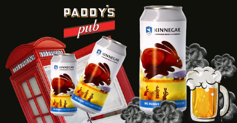 Offerta birra BIG BUNNY KINNEGAR NEIPA  Vicenza - Occasione Shop online BIG BUNNY KINNEGAR NEIPA