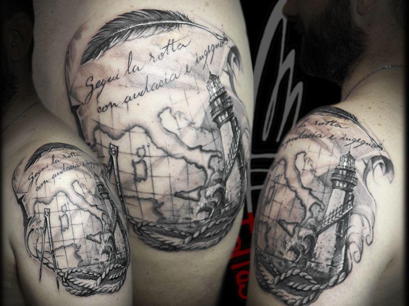 Offerta Consigli utili tatuaggio - Promozione cura del tatto periodo estivo a Taranto
