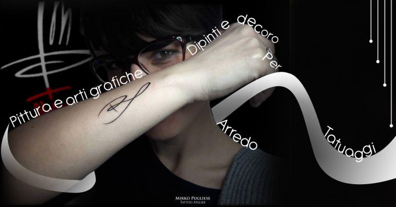 Offerta realizzazione tatuaggi per ragazzi Valle d'Itria - Mirko Pugliese