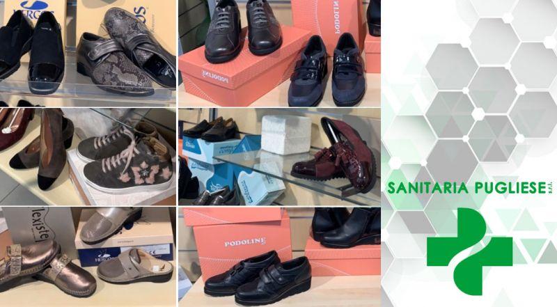 Offerta scarpe ortopediche donna Bari – Promozione sanitaria calzature e pantofole da donna Bari