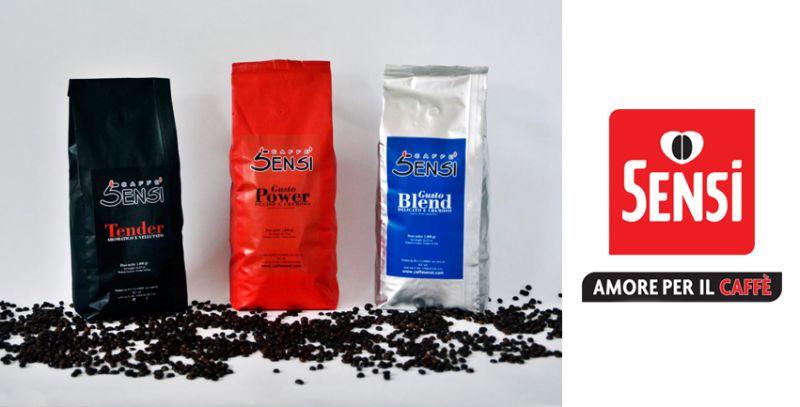offerta capsule cialde caffè sensi - noleggio macchinetta caffe comodato d'uso