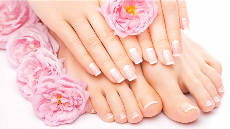offerta ricostruzione unghie manicure - occasione gel mani refill unghie smalto vicenza