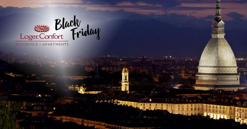 LOGER CONFORT offerta appartamento 1 notte black friday - promozione pernottamento blackfriday