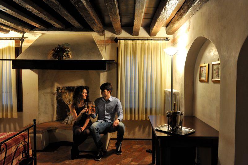 promozione notte romatica correzzola - offerta san valentino piove di sacco