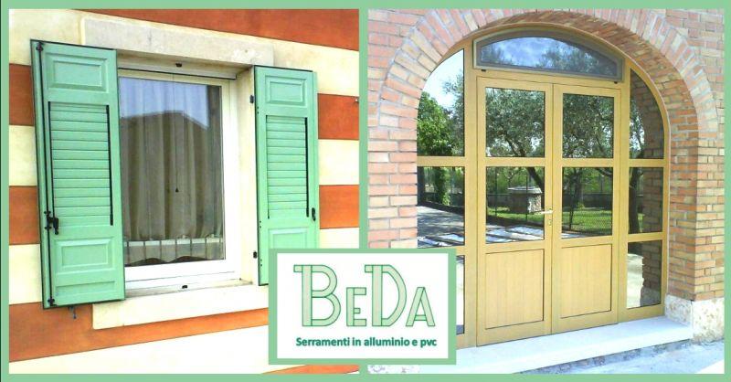 offerta produzione infissi su misura Verona - occasione realizzazione serramenti in pvc Verona