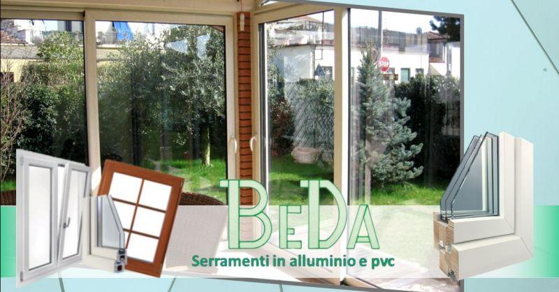 Occasione porta ingresso isolamento termico - offerta produzione serramenti alluminio pvc Verona