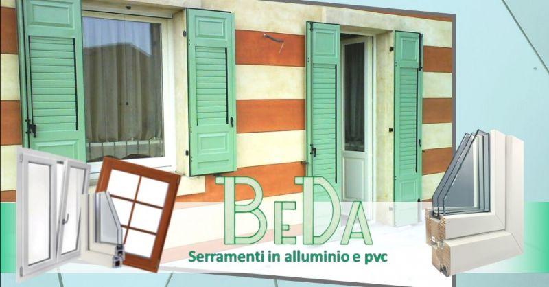 Promozione scuri in alluminio coibentati - offerta produzione infissi pvc alluminio legno Verona