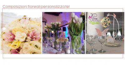 offerta composizioni floreali personalizzate a teggiano promozione bouquet sposa teggiano