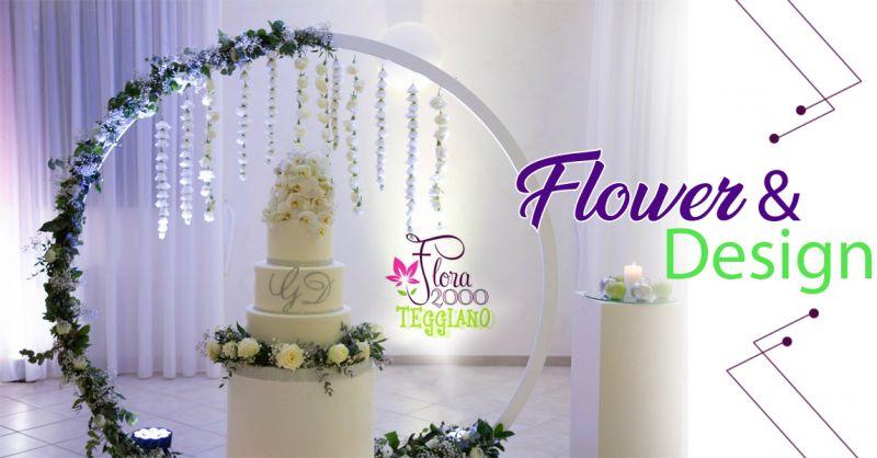 FLORA 2000 Offerta realizzazione decorazioni floreali anniversari a Teggiano