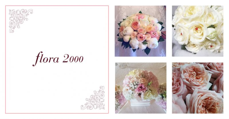 FLORA 2000 - offerta addobbi floreali tendenze 2019 teggiano salerno
