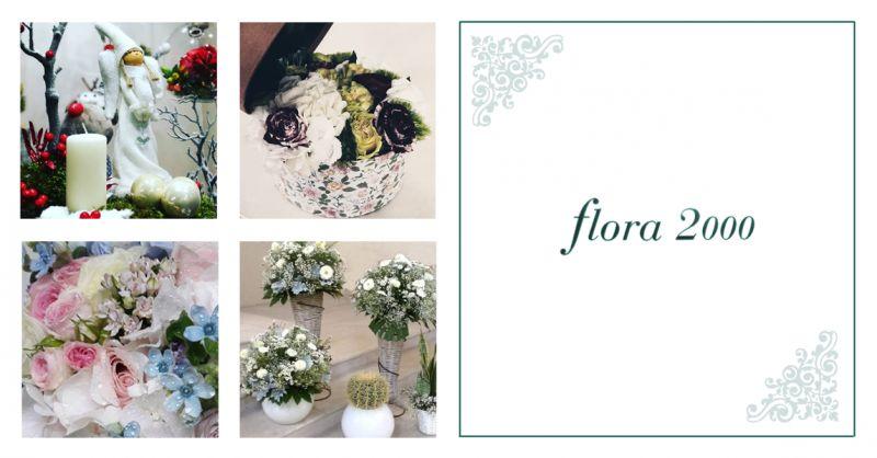 FLORA 2000 - offerta vendita al dettaglio piante e fiori teggiano salerno