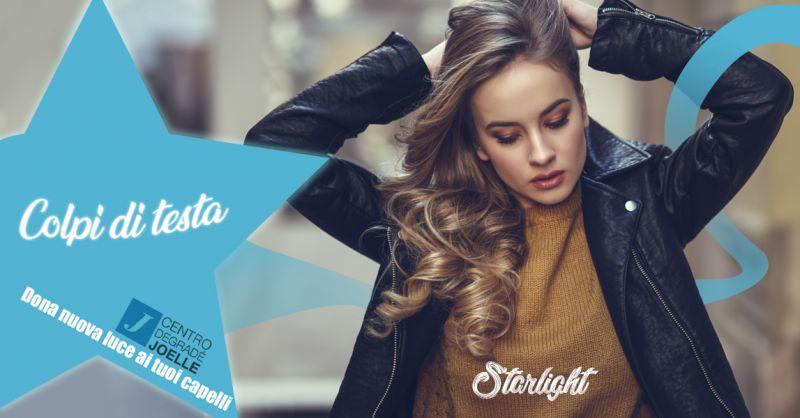 Offerta trattamento Starlight per donna Taranto - Promozione lucentezza capelli Taranto