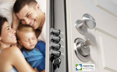 sicurezza e porte blindate