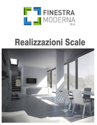 offerta vendita installazione scale occasione realizzione scale in legno acciaio vetro