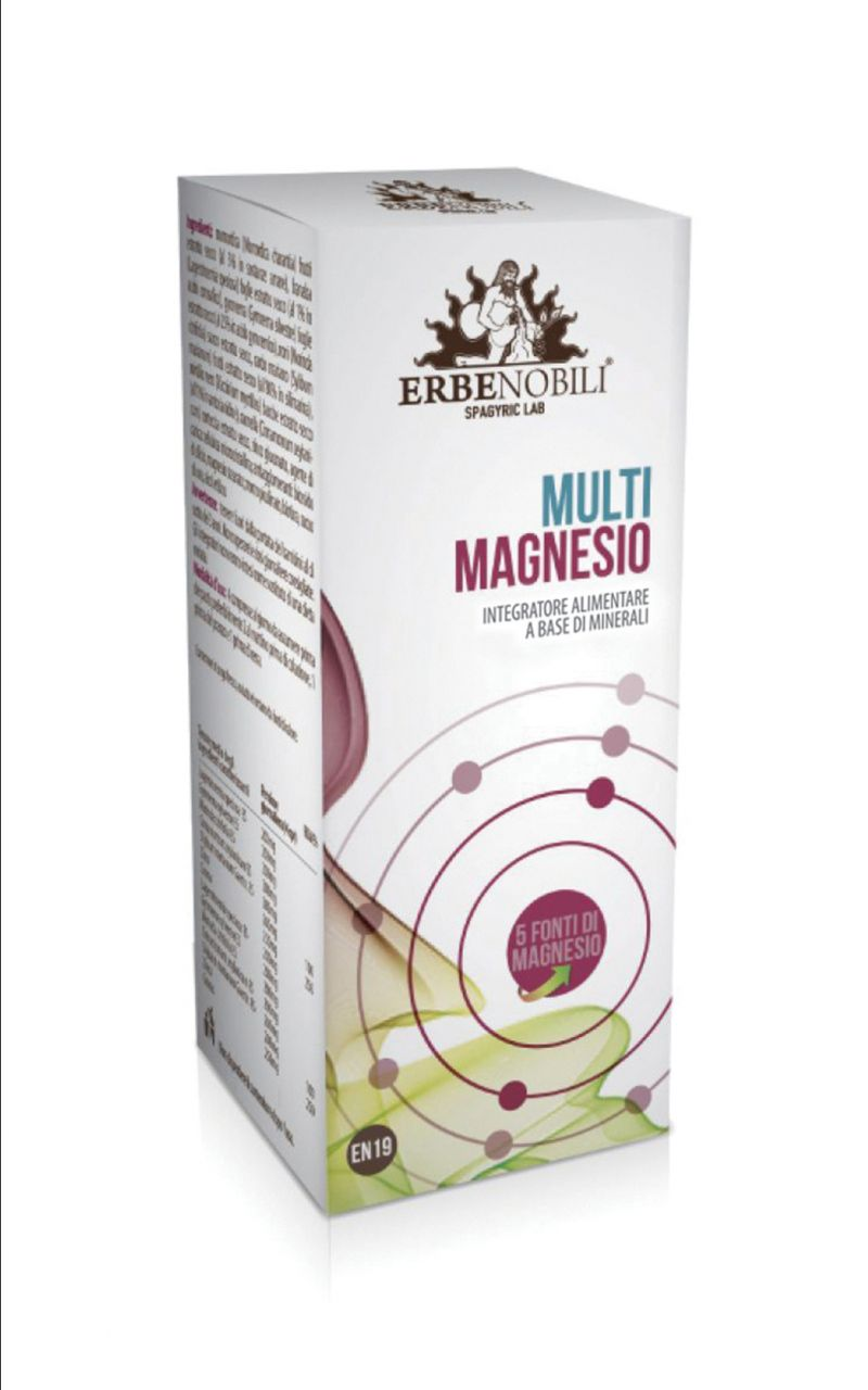 OFFERTA Integratore Magnesio - OCCASIONE Integratore Multimagnesio