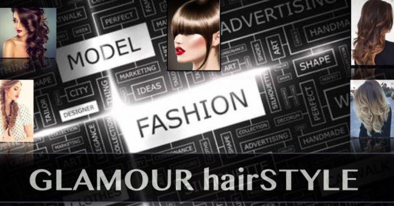 Glamour Hair Style offerta parrucchiere - occasione salone di bellezza per la cura dei capelli