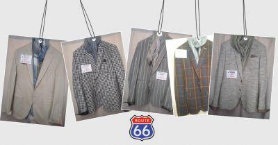 offerta vendita giacche toni chiari estate moda uomo 2018 a venezia route 66