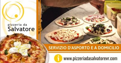 pizzeria da salvatore offerta pizzeria con servizio consegna a domicilio centro verona