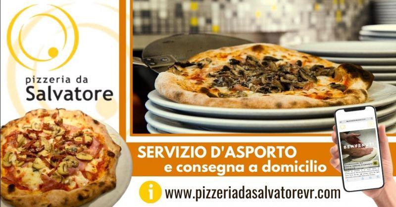 PIZZERIA DA SALVATORE - Offerta la migliore pizzeria con servizio d'asporto centro Verona
