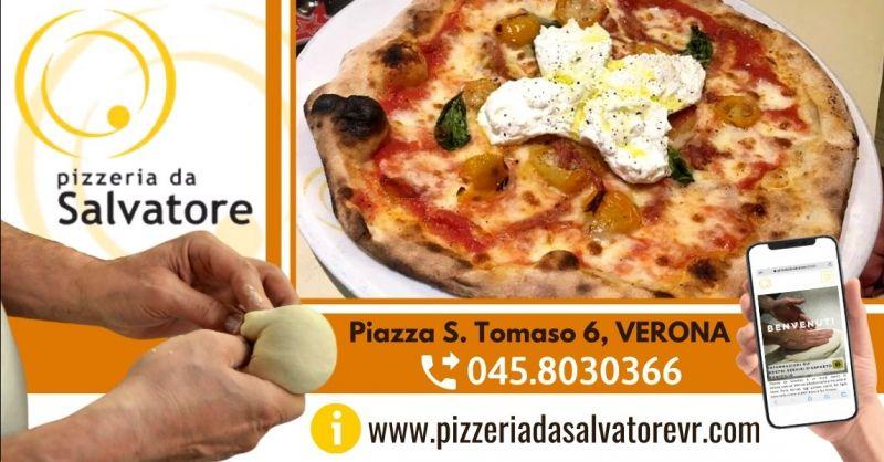 PIZZERIA DA SALVATORE - Offerta la migliore pizza d'asporto in centro a Verona