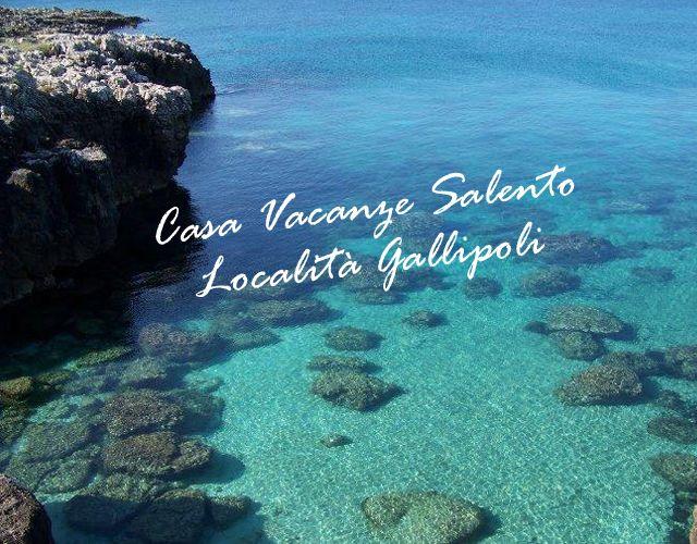 Offerta Vacanza Gallipoli appartamento Casa Vacanza Divina - Promozione Struttura Gallipoli