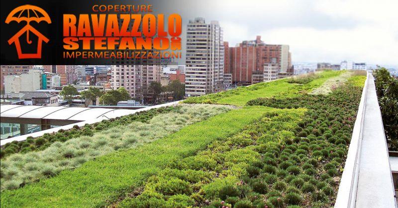Offerta Realizzazione tetti verdi Vicenza - Occasione Progetto Tetto verde estensivo Vicenza