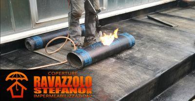 offerta isolamenti termici per coperture vicenza occasione installazione guaine bituminose