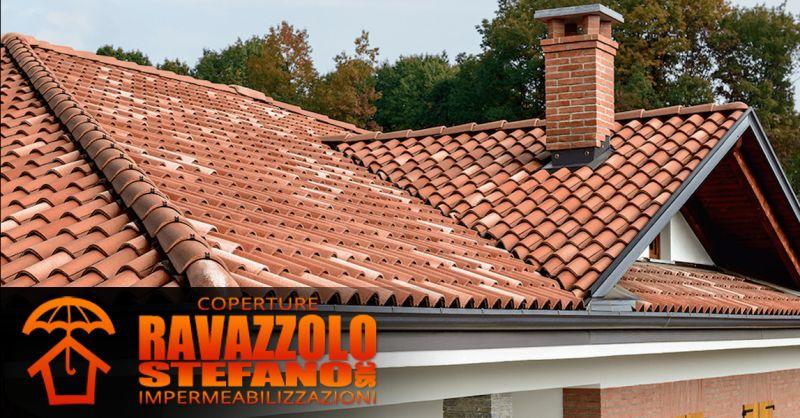 Offerta Rifacimento tetto coppi Vicenza - Occasione Posa tegole con ventilazione manto Vicenza