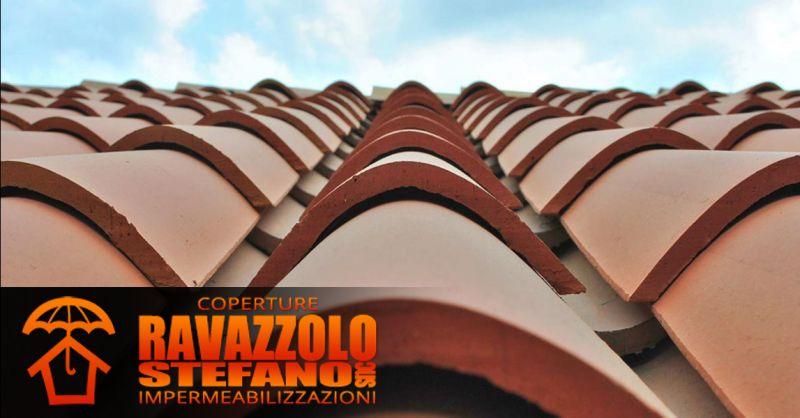 Offerta ripasso tetto in tegole Vicenza - Occasione sostituzione tegole tetto Vicenza