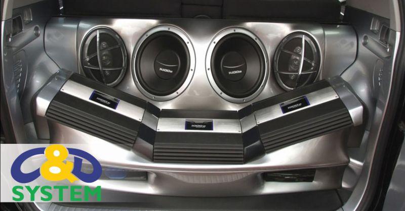 Offerta impianti auto SPL Vicenza - Occasione impianti Sound Pressure Level Vicenza