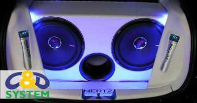 offerta installazione impianti sound quality vicenza occasione impianti spl e subwoofer auto
