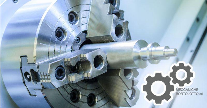 Offerta lavorazioni al tornio metalli Vicenza - Occasione tornitura minuteria metallica