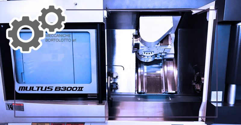 Offerta Lavorazioni meccaniche CNC Vicenza - Occasione Torneria automatica di precisione Vicenza