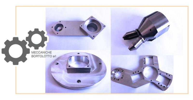 Offerta Metalmeccanica di precisione Vicenza - Occasione Lavorazione componenti in metallo e plastica