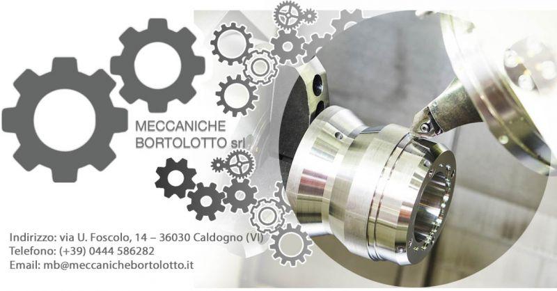 Offerta Servizio Lavorazione metalli e materie plastiche su misura Vicenza