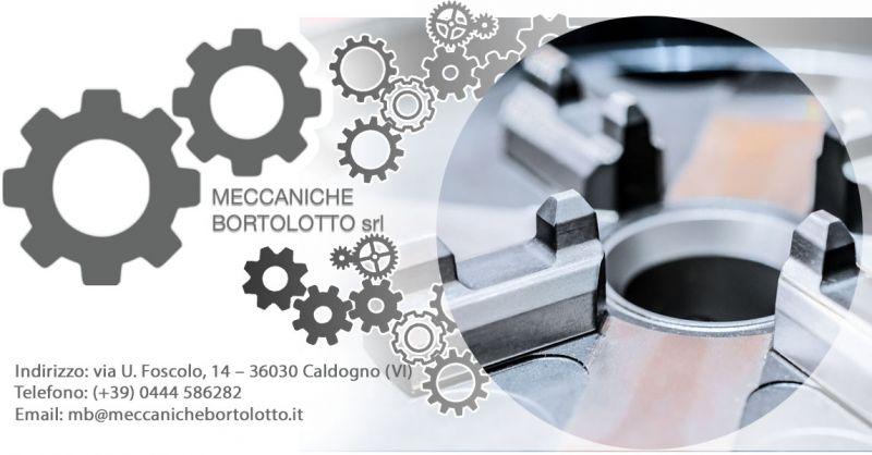 Offerta prodotti metalmeccanici in subfornitura Vicenza - Occasione Servizio lavorazioni metalmeccaniche conto terzi