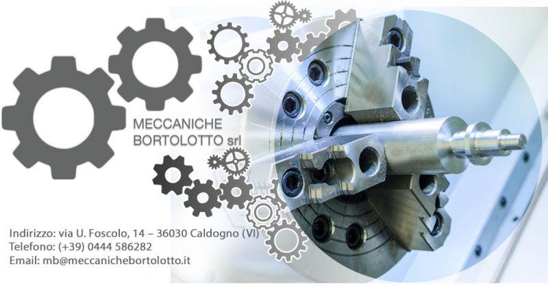 Offerta lavorazioni di precisione al tornio di metalli Vicenza - Occasione tornitura minuteria metallica di precisione