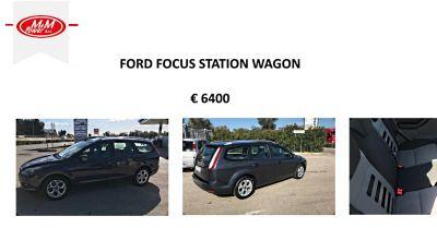 offerta ford focus 1 6 tdci da 110 cv bari promozione auto station wagon m m power
