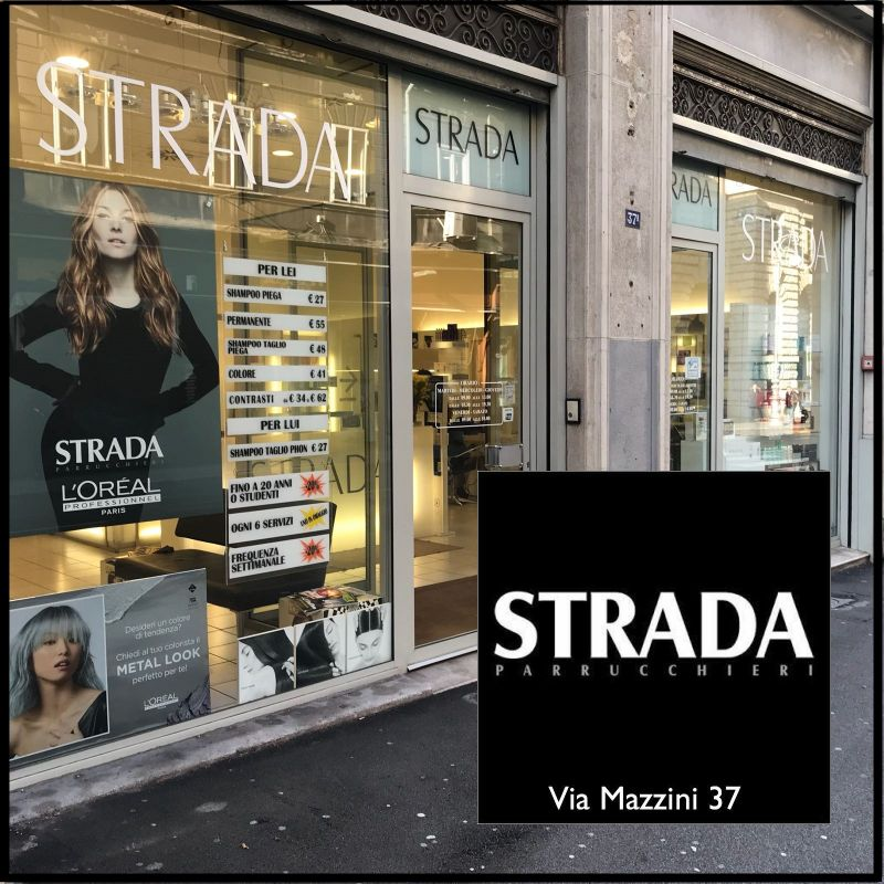Strada Parrucchieri Offerta studenti taglio salone - Promozione servizio salone unisex Trieste