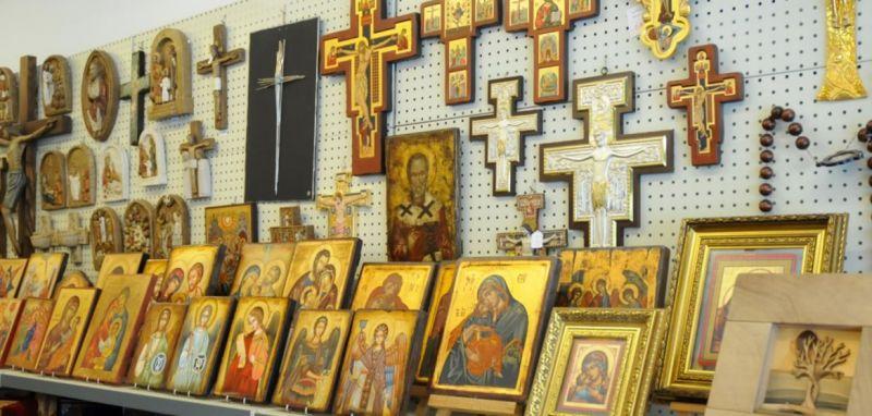 Offerta vendita on line articoli di Arte Sacra - Occasione arredi per sagrestie e diocesi