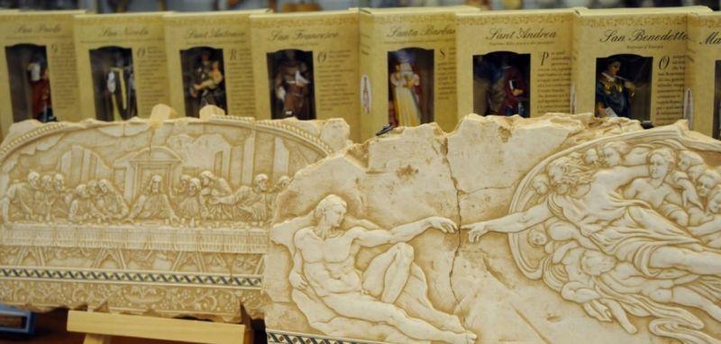 Offerta vendita articoli religiosi - Occasione oggetti sacri per devozione liturgica e privata